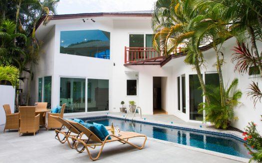 Nai Harn Villa for sale - modern style