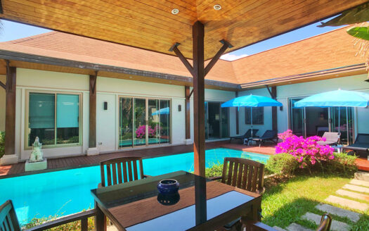 Rawai 2 bed villa for sale