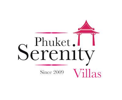 Logo Phuket Serenity Villas 2009