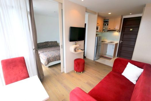Rent Modern Apartment Patong Beach PAT34
