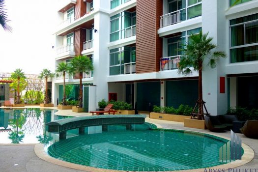 PAT12 Rent Condo 2 bedrooms In Patong Center06