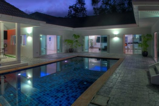 To rent Private Pool Villa In Chalong CH04