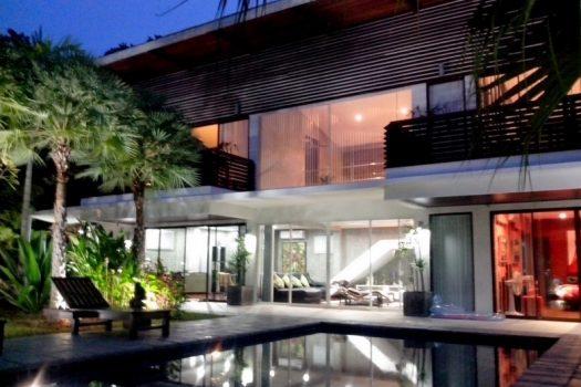 Villa moderne Piscine privée Kathu Golf A vendre KATH01