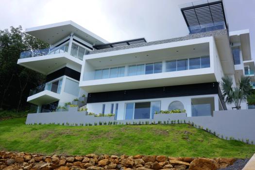 Luxury Sea View Villa Nearby Phuket Marina THA01