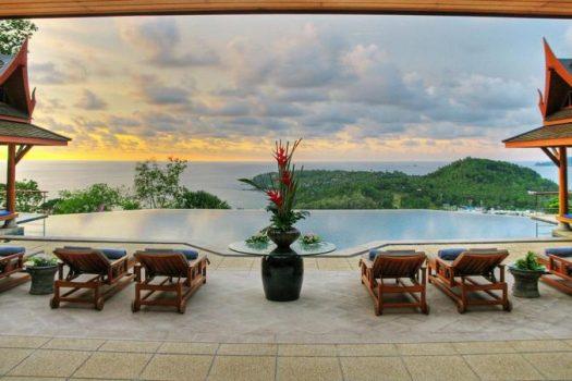 SUR06 Luxury Villa Surin Beach Phuket