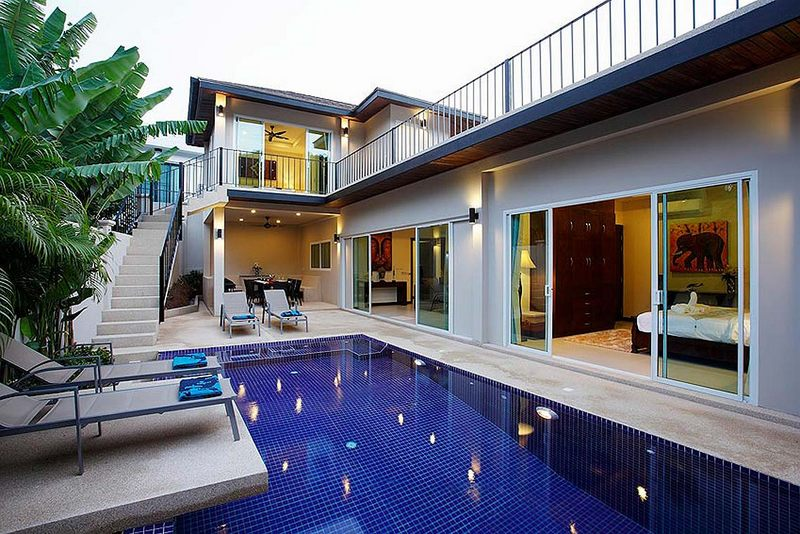 NH19 Private Pool Villa Nai Harn Beach Phuket