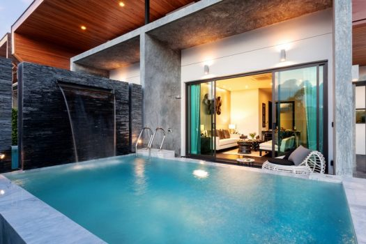 CHA07 Private pool Villa In Chalong Phuket