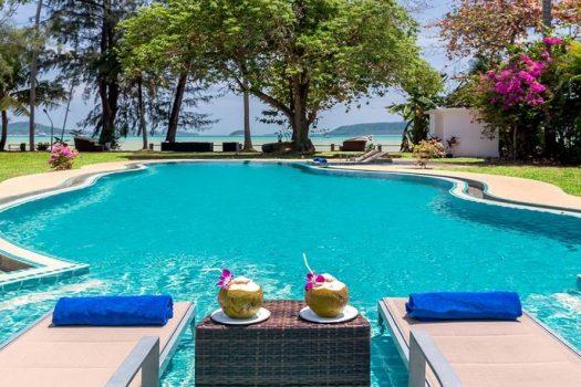 RAW21 Private Pool Villa Sea View Rawai Beach