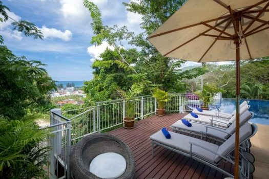 KAM46 Villa Luxueuse Vue Mer à Kamala