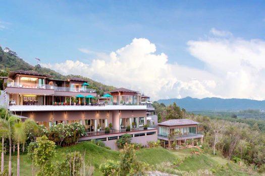 LAY03 Luxury Villa Layan Sea View Phuket Thailand