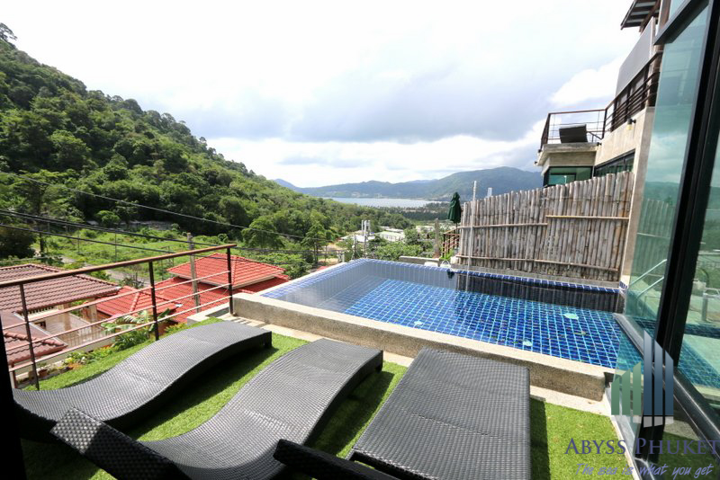 PAT85 Private Pool Villa Sea View01