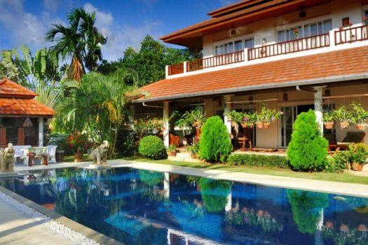 Villa Spacieuse Avec Piscine Rawai Phuket A Vendre RAW23