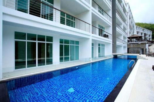 Appartement Spacieux Accès Piscine Kamala Phuket KAM53