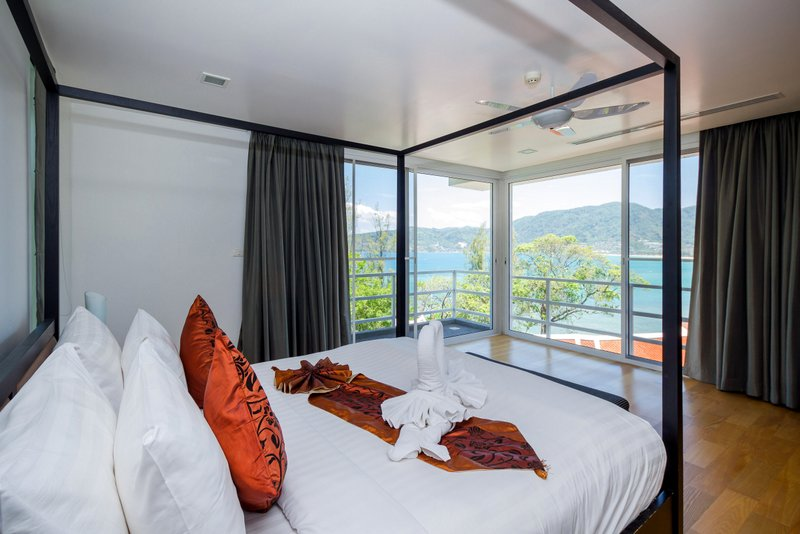 PAT46 Rent Seaview Private Pool Villa Patong Phuket06