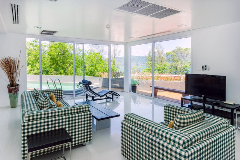 PAT46 Rent Seaview Private Pool Villa Patong Phuket16