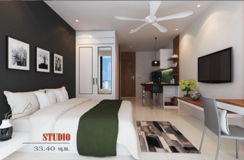 appartement Himalai studio 8