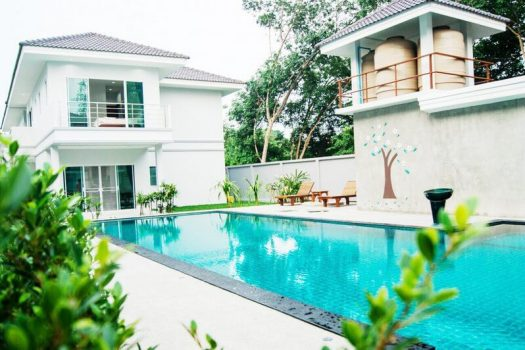 CHA11 Private Pool Villa Chalong Phuket
