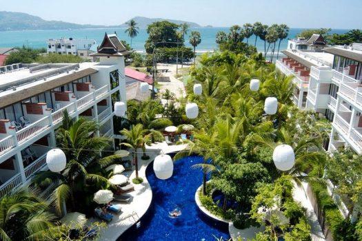 Appartement en bord de mer Patong Phuket PAT95
