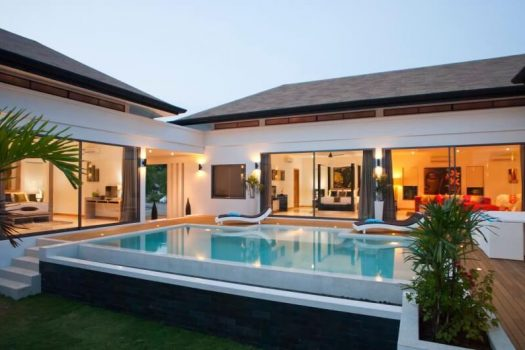 Magnifique Villa Piscine Rawai Phuket RAW25