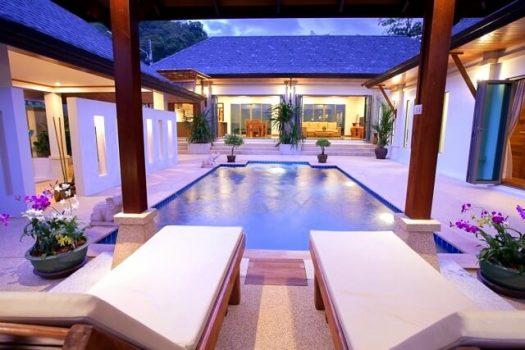 Villa Rawai Phuket Grande Piscine Privée RAW26