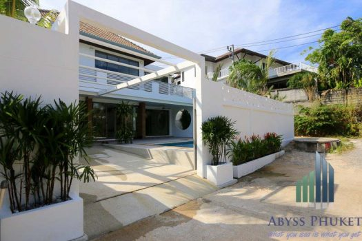 KATH55 Rent Villa Kathu Golf Phuket