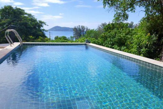 KAM62 Naka Thani Villa Seaview