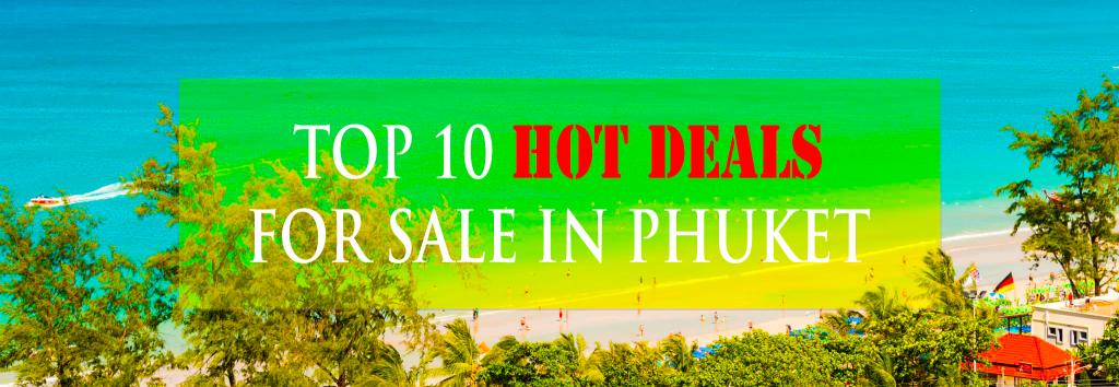 TOP 10 HOT DEALS