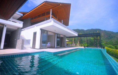 PAT107 Lurury Rental On Patong Hills
