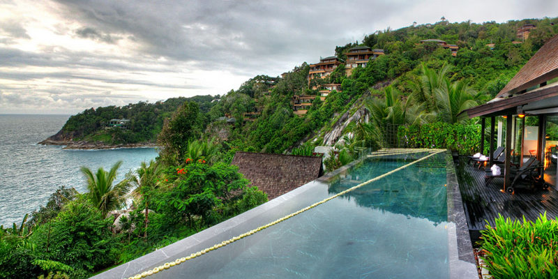 Yin Yang Spa Villa Kamala