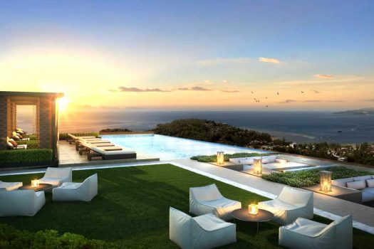 SUR17 Seaview Luxurious Apartment To Sale In Surin