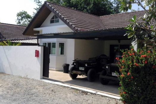 Sale House Near Chalong temple CHA17-Double parking