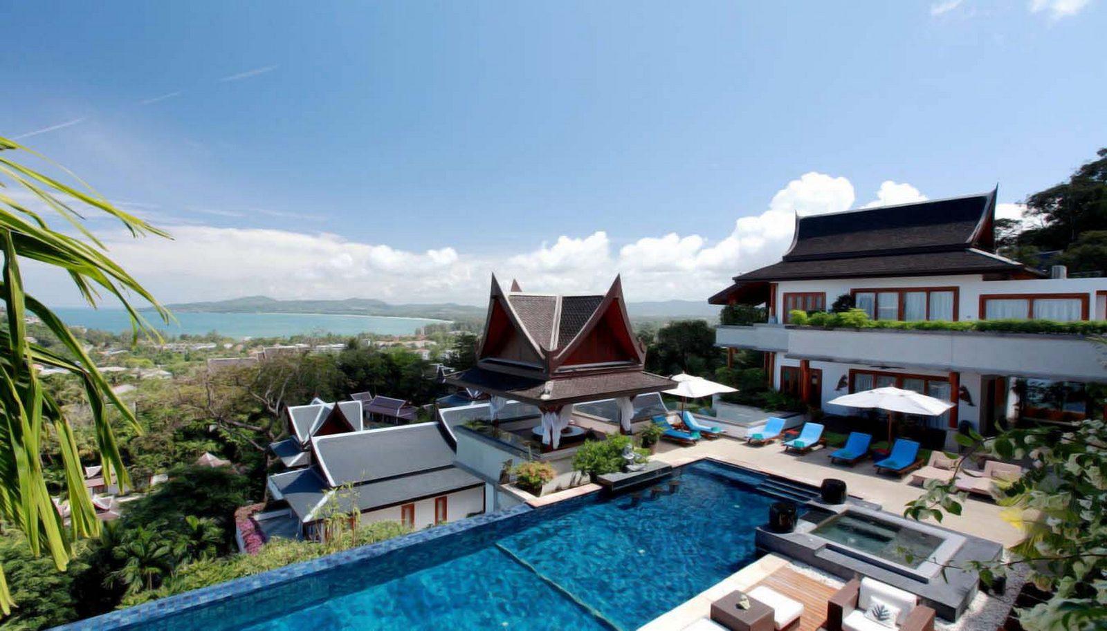 Villa Maxia Surin