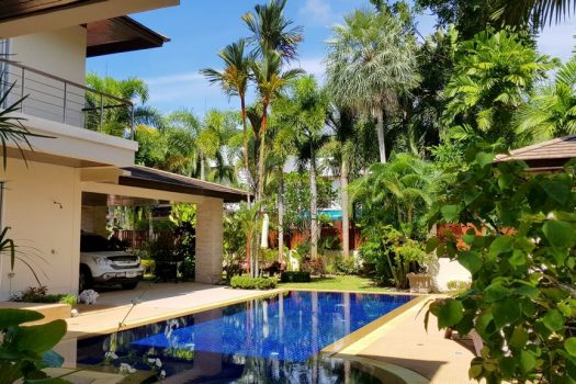 Pool Villa Rental Kathu KATH100