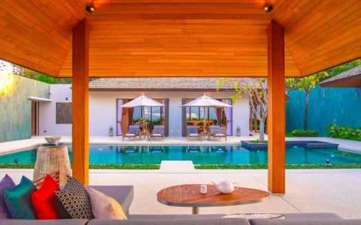 3 bedroom layan Villa