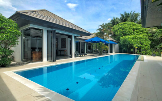 4 bedroom villa for sale Nai Harn