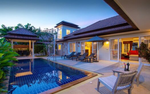 4 bedroom villa long term rental Phuket