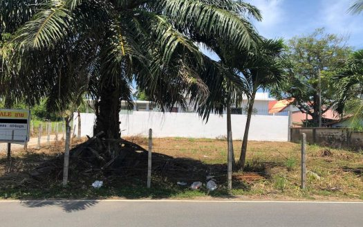 404 sqm land plot rawai