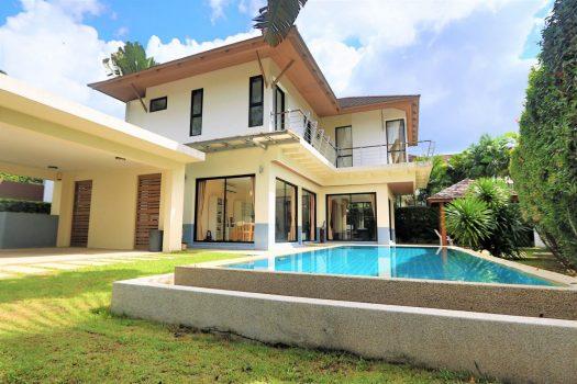 Baan Suan Loch Palm Villa For Rent KATH105