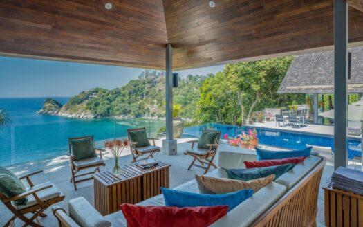 Kamala Ocean View villa for sale