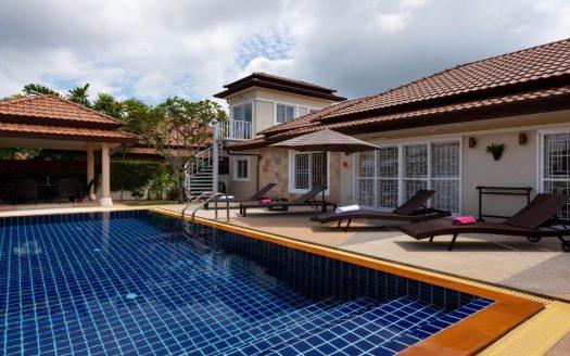 Matya Villa long term Nai Harn