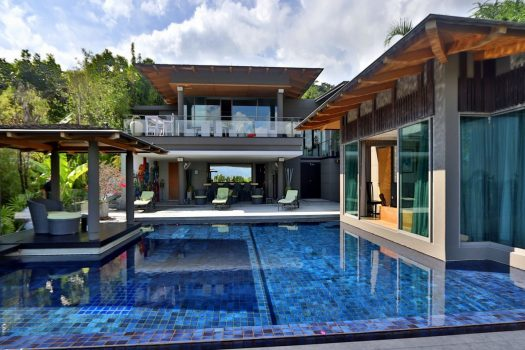 Luxury Villa Rental La Colline Layan LAY07-Phuket villa