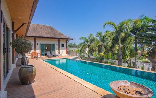 villa long term rental Nai Harn