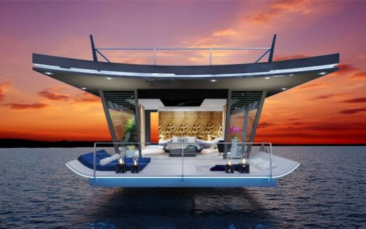floating yacht for investment phuket