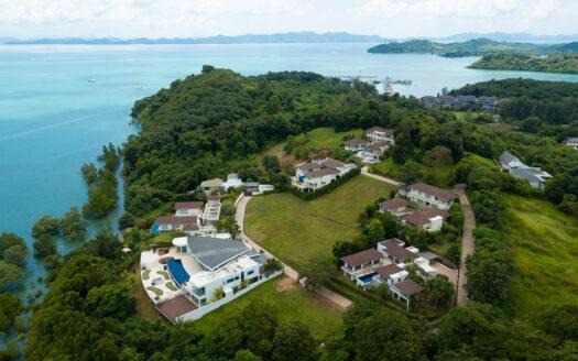 Ao Por Sea view villa for rent