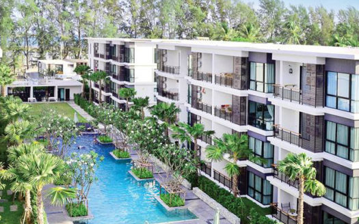 The Title Rawai apartment for sale