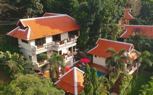 Baan Bua Villa P10 for rent