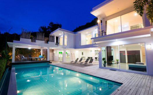 Villa Baan St Tropez Kata Beach