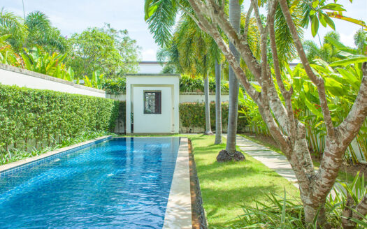 Foreign freehold villa for sale Bang Tao