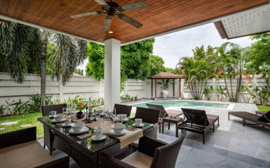 4 bedroom villa for rent long term Chalong