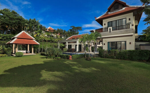four bedroom villa at Nai Harn Baan Bua Phuket